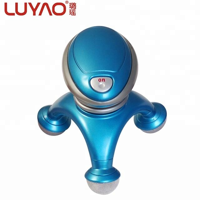 Luyao 3 leg mini massager điện