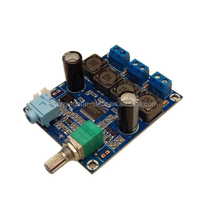 TPA3118 PBTL Mono Digital Amplifier Board1X60W 8-24V POWER AMP Replace FS
