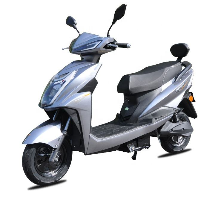 2019 Sporty Electric Scooters Adult Electric Motorcycle 60 Mph With 60v 1000w