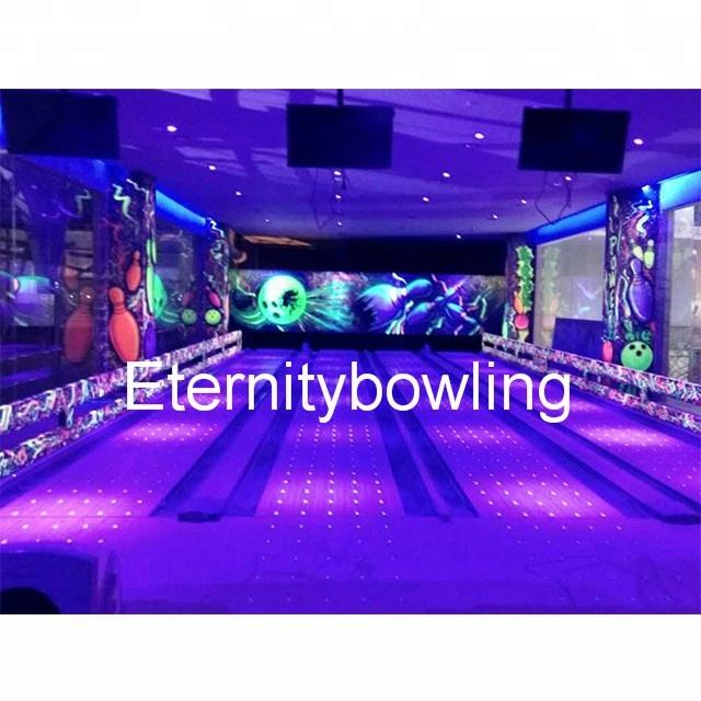 Refurbished Complete Set Bowling Alley Project Bowling Lanes Price Bowling Machine Pinsetter