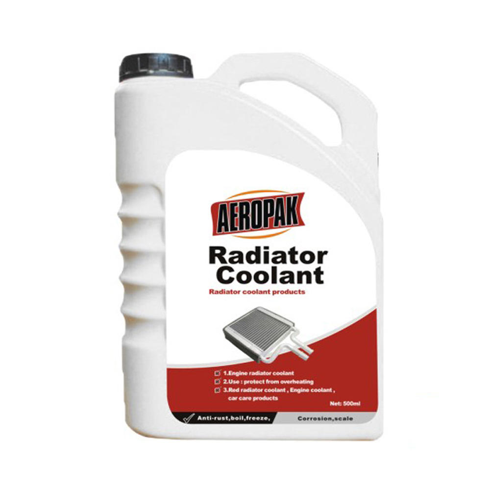 Anti Corrosion 1 Gallon Radiator Coolant