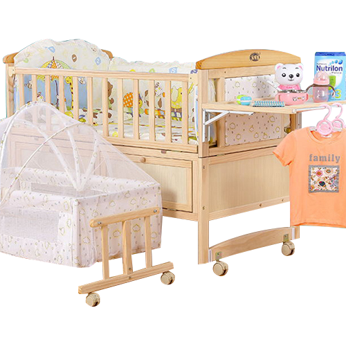 New type bed rail design /portable baby bed/baby cot prices