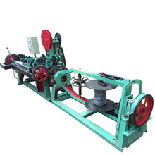 Automatic GI Barbed Wire Making Machine Factory