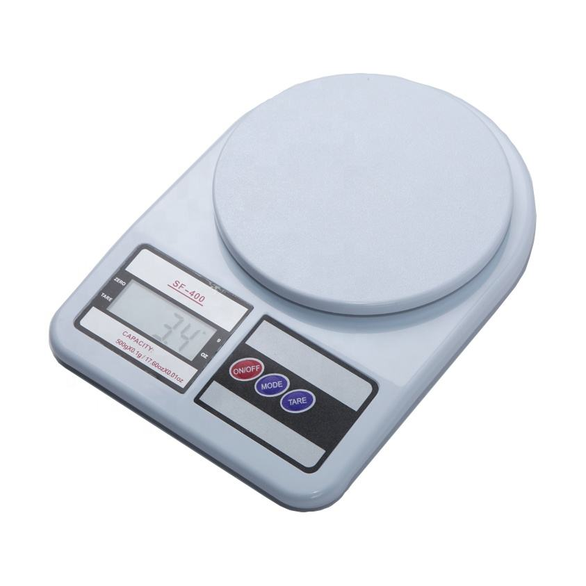 Popular 1g electronic SF-400 digital kitchen weighing scale PT-239