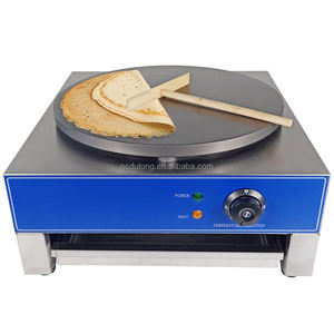 Commercial Electric Pancake Machine Non-stick Coating Crepe Maker Electric Crepe Making Machine