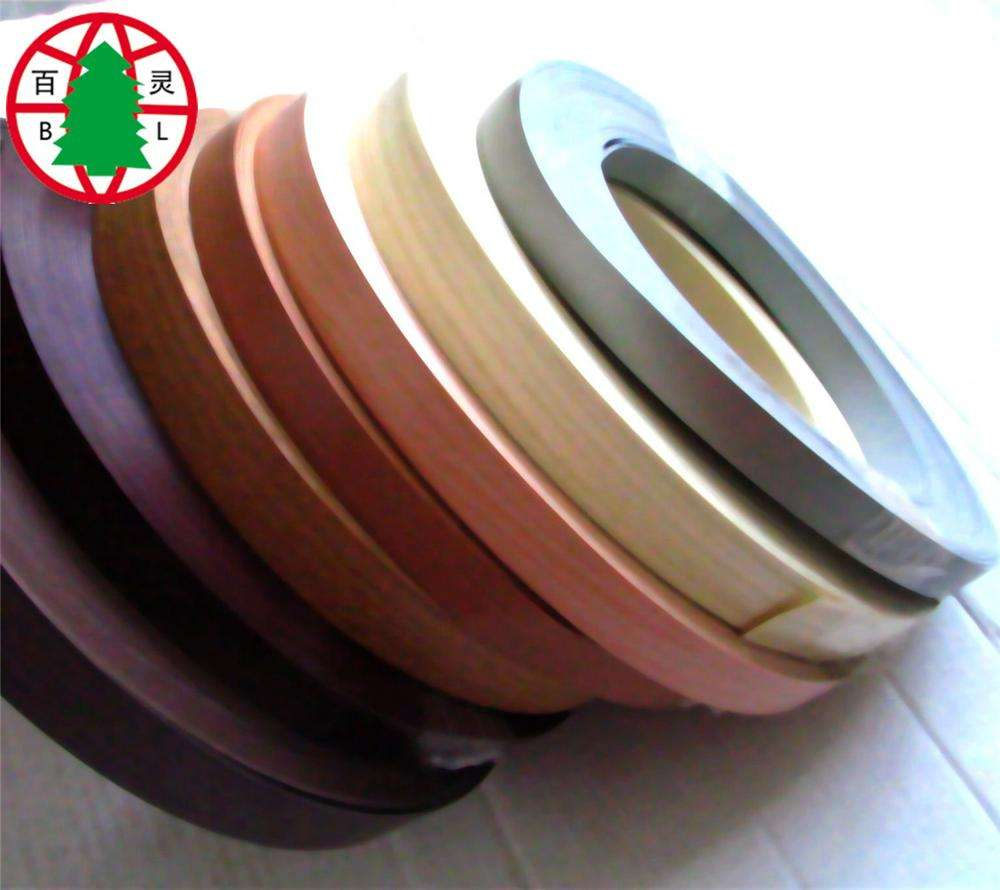 Nigeria Market PVC Edge Banding/Edging/PVC Edge Tape for Bedroom Furniture