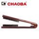 New Hot Sell Folding Wooden Handle Double Side Straightening Hair Brush CB-6009