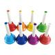 2018 Chinese 8 Notes Hand Bells musical instrument for Baby