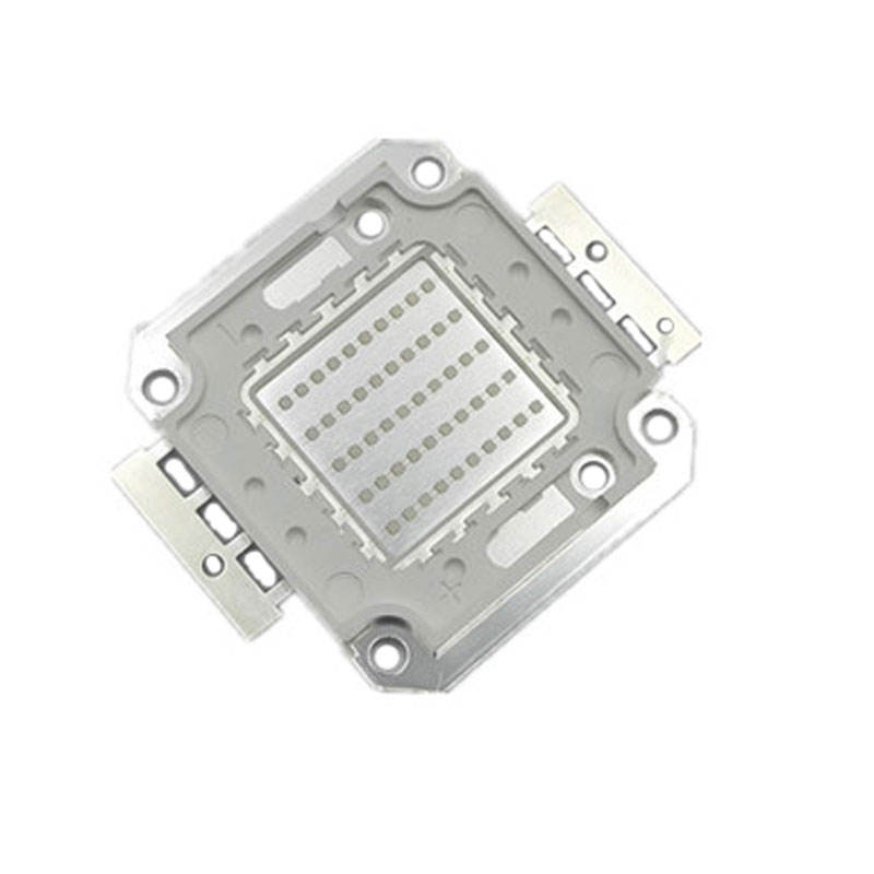 גבוהה כוח 50 w uv led 390nm 395nm 400nm led שבב