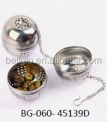 Stainless steel tea mash ball for making tea