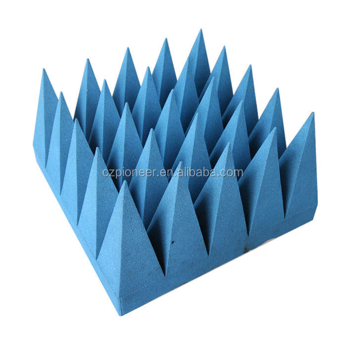 EMCPIONEER Microwave Absorbers materials for Anechoic chamber