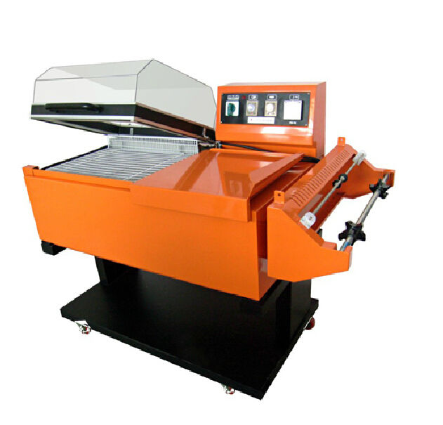 Bottle/Carton/Box/Cans Heat Shrink wrap Sealing Machine