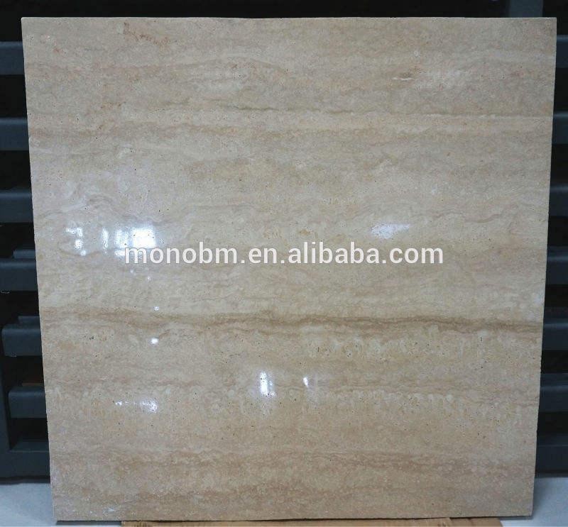 Italia madera crema cantera baldosas de <span class=keywords><strong>travertino</strong></span> romano