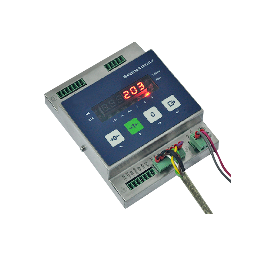 6 digit Indicator For Load Cell Load Cell Indicator Display for 3x4 load cells