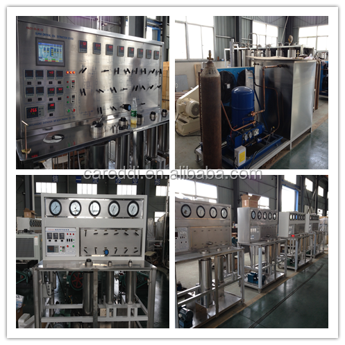 Extracting Machine High Technology Supercritical Co2 Extraction Equipment/co2 Extraction Machine