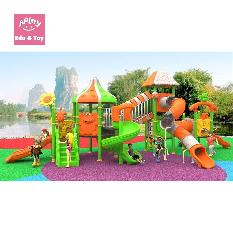 Customizable design outdoor kids play ground sets for children playing games toys equipment