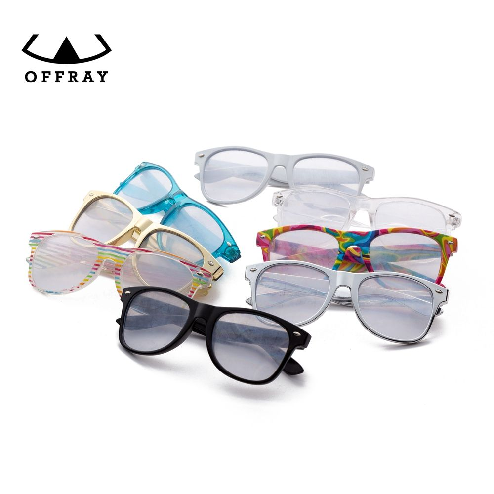 Offray fireworks party diffraction glasses