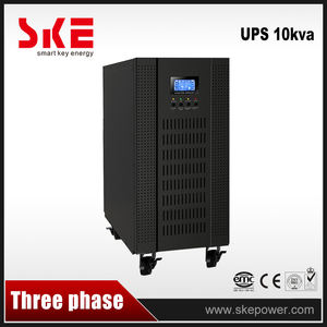 Three phase triple single out high frequency online 6kva 10kva ups