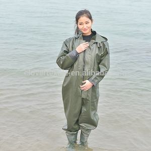 Women in Waders Breathable Waders Full Cover Waders for Fishing