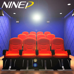 2020 new arrivals Newest Technology 6 / 8 / 9 / 12 Seats Panda Design VR 5D 7D Cinema Chair House / Box Theater 5d Game Machine