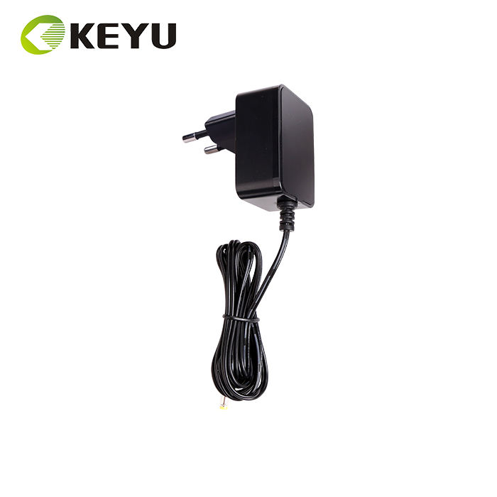CE UL FCC ac dc power adapter 5v 9v 100ma 150ma 200ma 300ma 400ma 500ma with interchangeable plugs