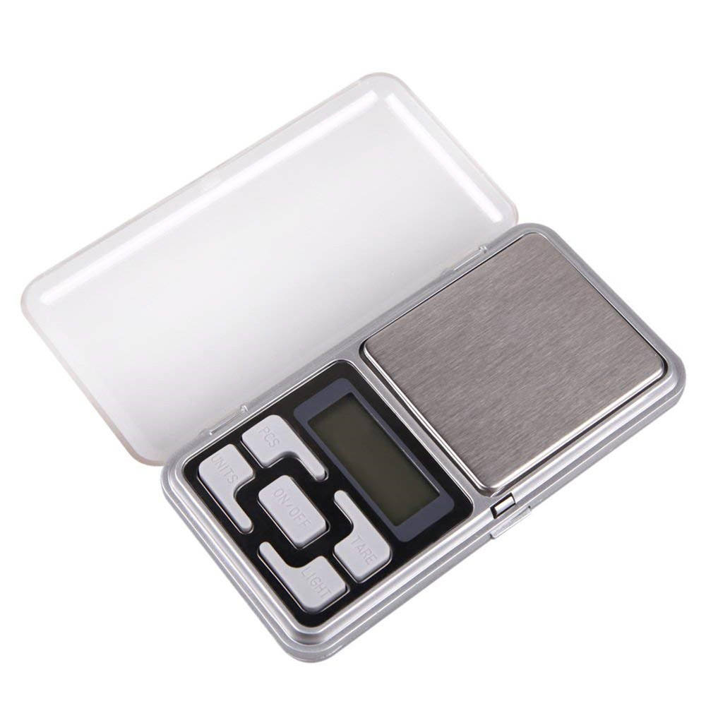 Free sample MH Series 200g / 0.01g Blue Backlight Display Cellphone Mini Pocket Electronic Digital Scale