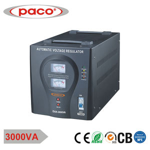 3kva low voltage power supply regulator/120v 240v voltage supply automatic voltage stabilizer/3kw electricity regulator