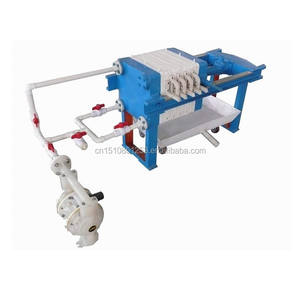 Durable filter press for ceramic filter press