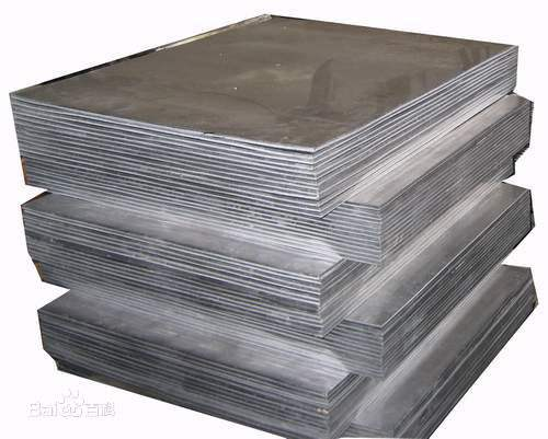 sheet lead for medical