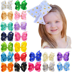 Fashionable wholesale hair accessories rubber bow butterfly hoop fabric cheap lovely beautiful headband for girls
