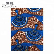 2018 Ankara Fabric Custom 100 Polyester African Wax Printing Fabric