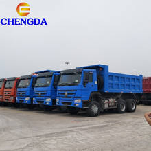 Used Dump truc, used 8*4 tipper truck, Off-road Mining Tipper Truck remote control dump truck