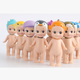 Hot selling Japanese cartoon figure sea series 12pcs Furnishing articles doll