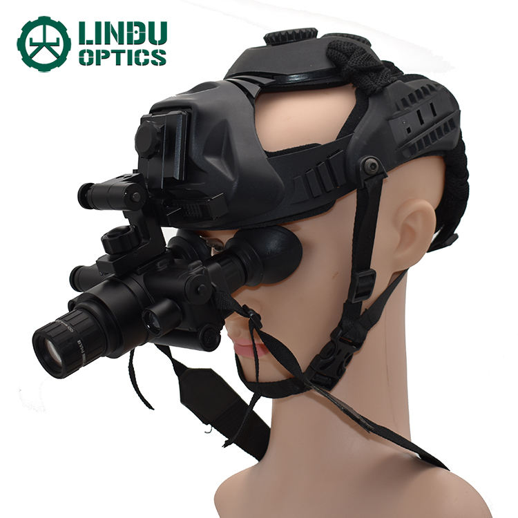 LINDU OPTICS Gen2+ hunting military pvs 14 night vision goggles