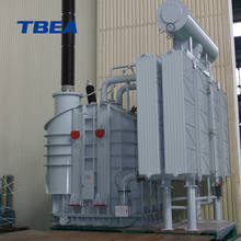 Oil-immersed type air core conenection controllable shunt reactor 1100kv