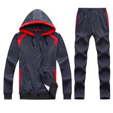 Cheap custom gym slim fit tracksuit wholesale winter sport mens tracking suit tracksuit