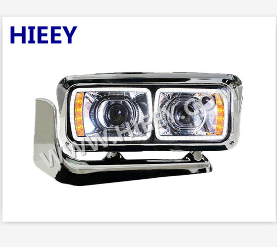 High Quality 6-24V DOT/SEA approved LED Headlight Truck body parts