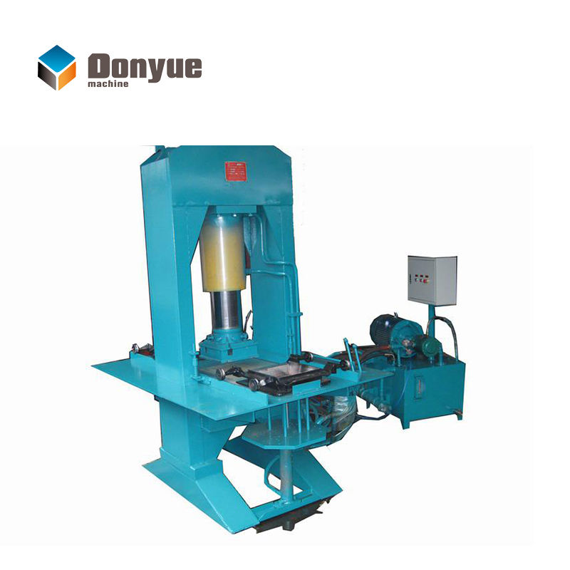 DY-150TB manual paving brick forming machine easy operated