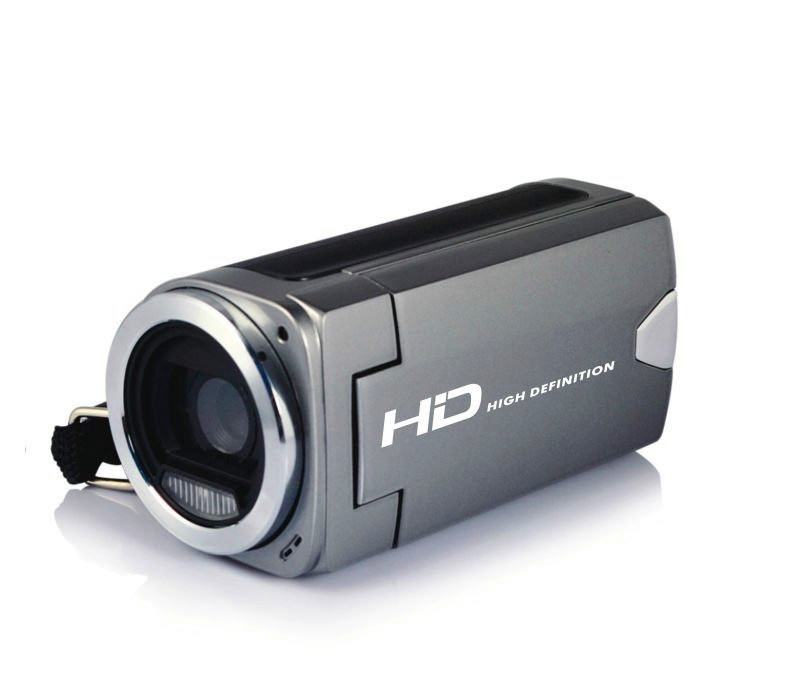 Mini HDVC8 16MP High Definition Digitale Video Camcorder Dvr 2.7 ''Tft Lcd 16x Zoom Hd Video Recorder <span class=keywords><strong>Camera</strong></span> 1280X720 P Digitale