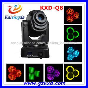 60w cabezas moviles spot led KXD-Q8