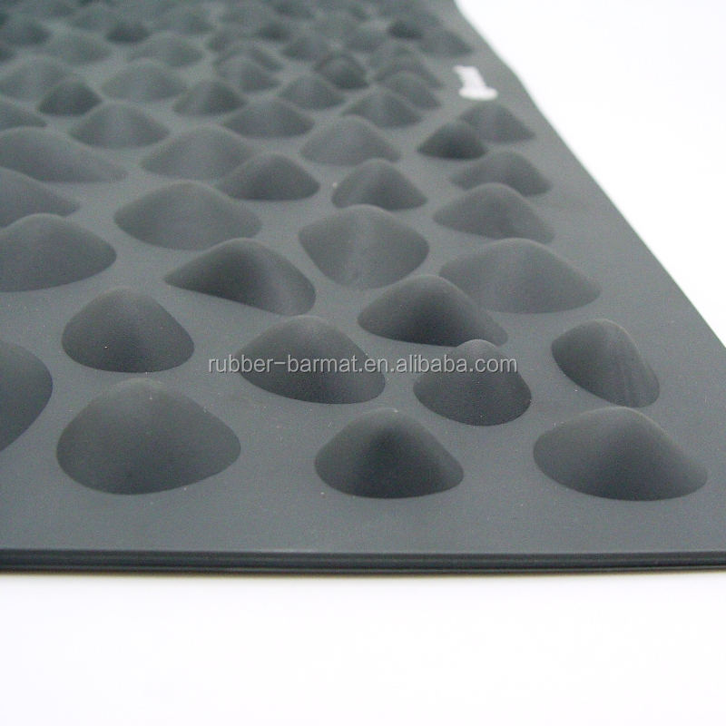 Most popular massage pvc mat from factory outlet