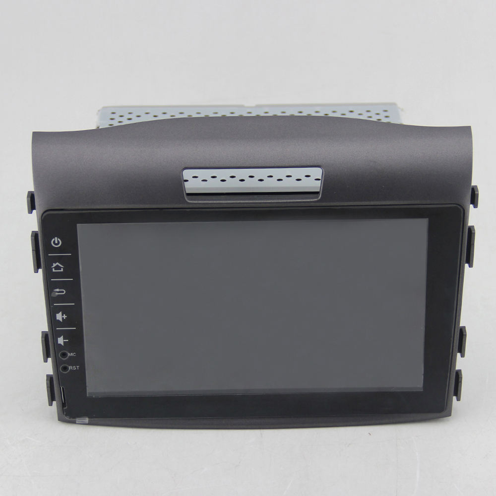 2Din Android 9.0 2 + 16G Auto autoradio stereo head unit GPS multimedia system DVD player für Honda CRV 2007 -2012