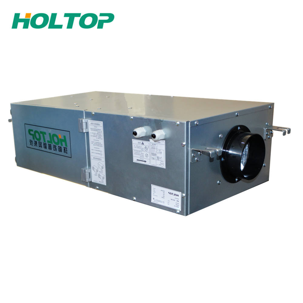 HOLTOP Single Way Whole House supply air HEPA filtration unit