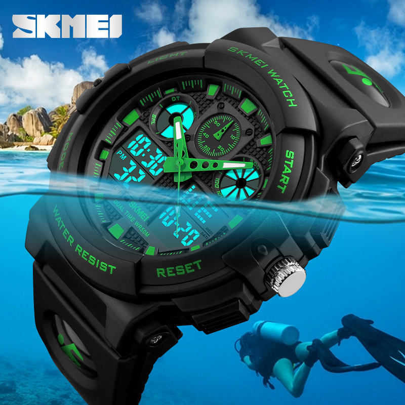 2017 skmei 1270 unique branded wrist watch for man digital sport watch