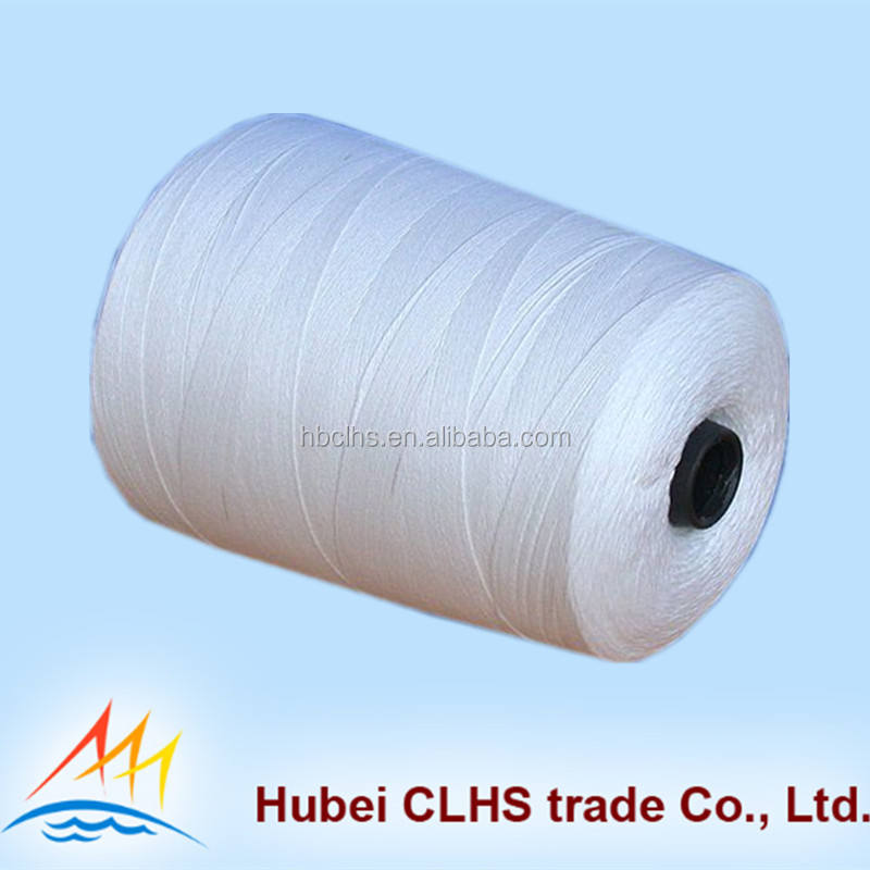 20/6 20/9 100% Polyester Material bag closing sewing thread