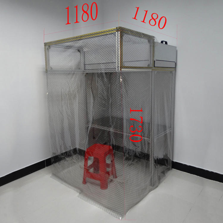 Factory sale antistatic station air clean dust free room for phone LCD repair