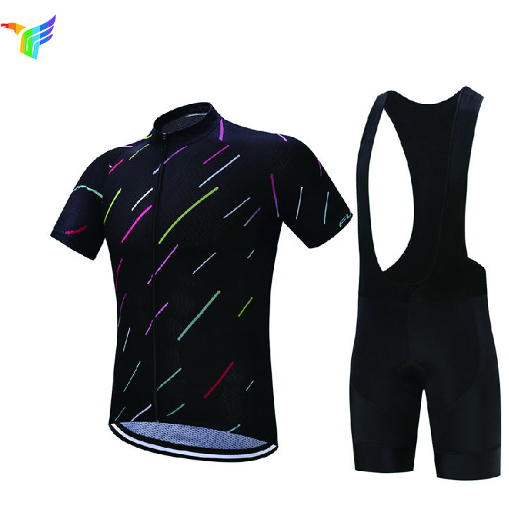 Manufacturer Custom Oem Latest Design Sportswear Bike Clothes Bicycle Cycling Wear Clothing Fashion Triathlon Wear Cycling Suit
