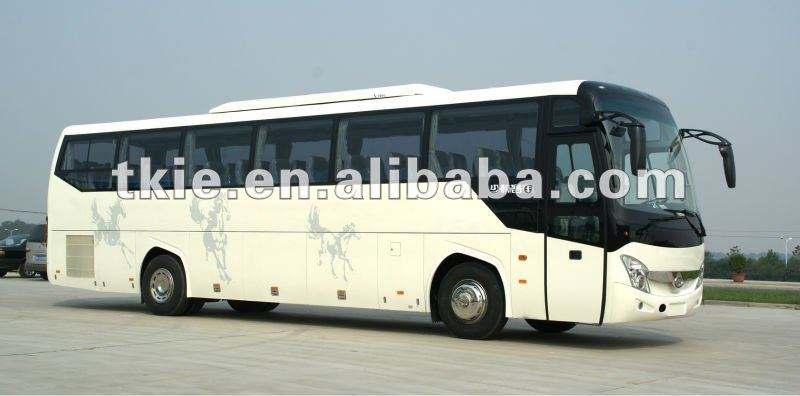 Luxury 55 seats SLG6127C3BR Tour Bus