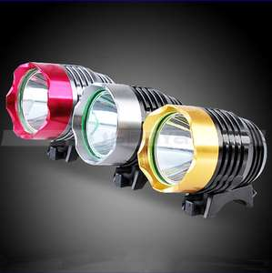 Multifunctional 1200LM LED Bicycle Front Light Cree T6 Bike Light