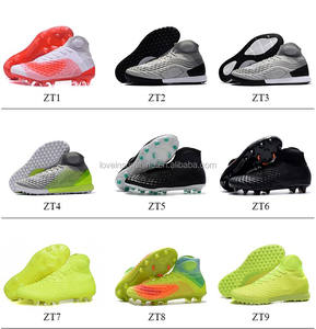 2018 and 2019 vietnam Factory wholesale outdoor soccer cleats, flat sole indoor soccer shoes, new football boots